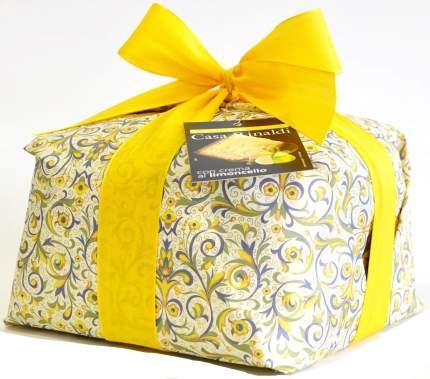 Кулич пасхальный Casa Rinaldi лимончелло 750 г