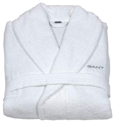 Халат Gant Home Terry Bathrobe 856003203 белый XL