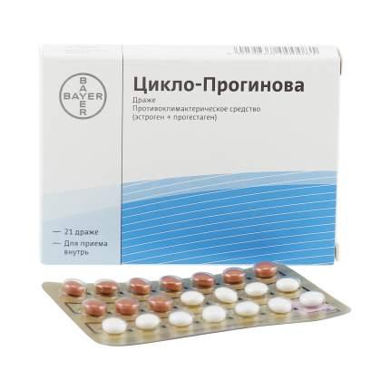 Цикло-Прогинова таблетки 21 шт.