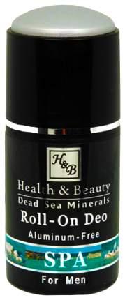 Дезодорант мужской Health & Beauty Roll - On Deo 80 мл