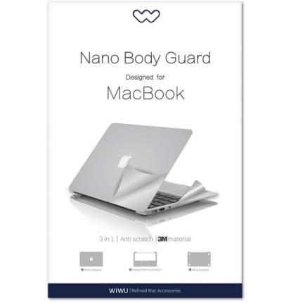 Защитная пленка Wiwu для MacBook Pro 13 2016 без Touch Bar (Space Grey)