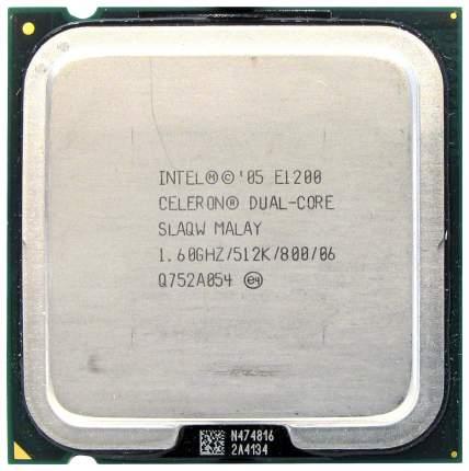 Процессор Intel Celeron E1200 OEM