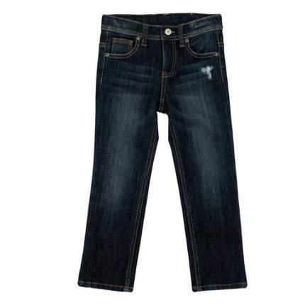Брюки текстильные джинсовые для мальчиков(98) , 361115 синий деним EAN 4690244741119