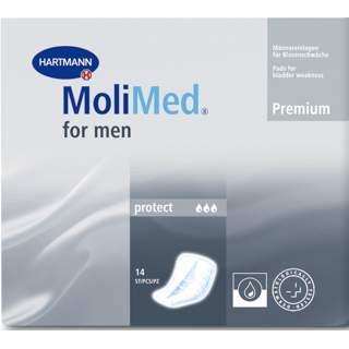 Урологические вкладыши Molimed Premium for men protect для мужчин 14 шт.