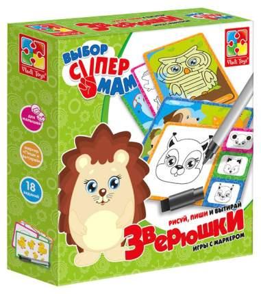 Семейная настольная игра Vladi Toys Зверюшки VT1802-11