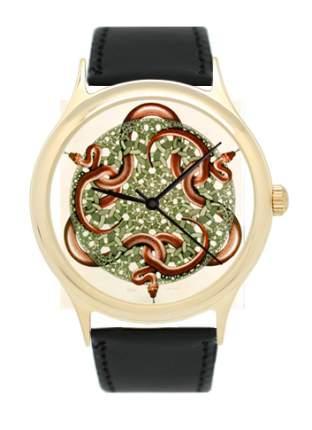 Наручные часы кварцевые женские Kawaii Factory Pattern of Snakes KW095-000109