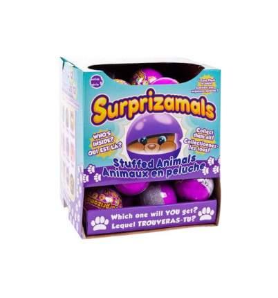 Мягкая игрушка Surprizamals Серия 1 SUR10113/1 в ассортименте