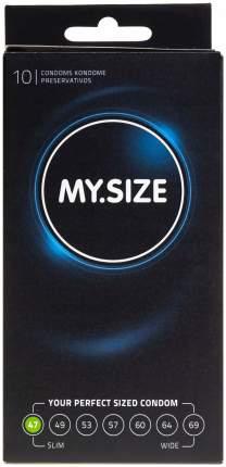 Презервативы My.Size р. 47 10 шт.