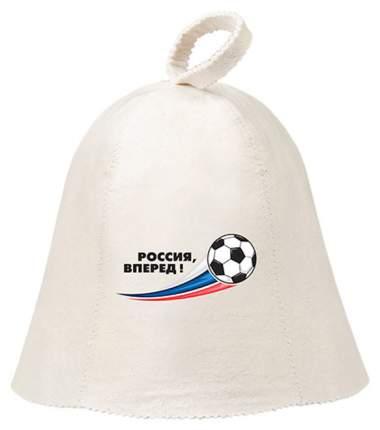 Шапка банная Hot Pot «Россия, только вперед!»