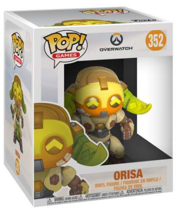 Фигурка Funko POP! Games Overwatch: Orisa