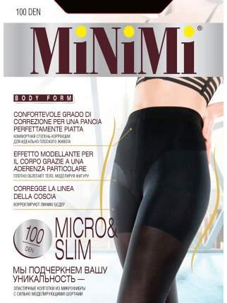 Колготки MiNiMi MICRO & SLIM 100, nero, 2/S