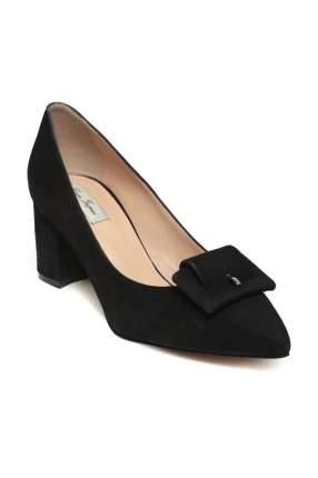 Туфли женские CESARE GASPARI 19016 черные 38