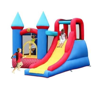 Батут детский HappyHop Замок приключений 9007