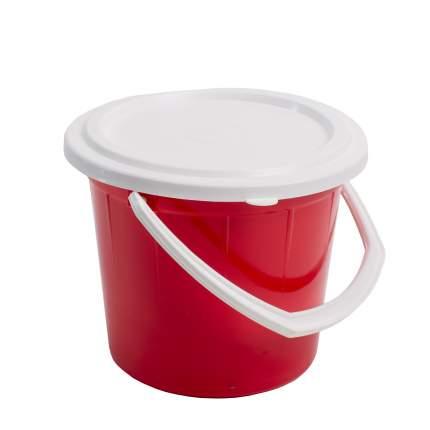 Ведро 2,5л для питьевой воды с герметичной крыш(С)