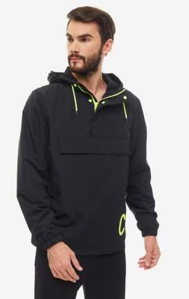 Куртка мужская Calvin Klein Jeans J30J3.12516.0990 черная/зеленая S