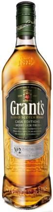 Виски  Grant's Sherry Cask Finish 0.75 л
