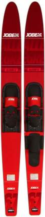 "Водные лыжи Jobe 2019 Allegre Combo Skis Red 59"""