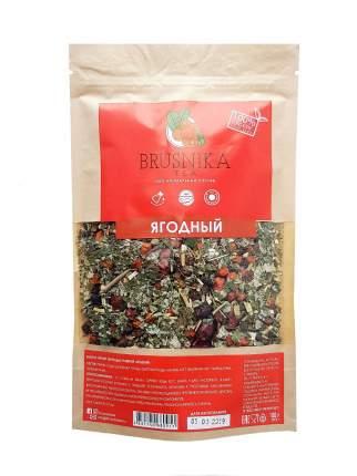 Чай ягодно-травяной Brusnika tea ягодный