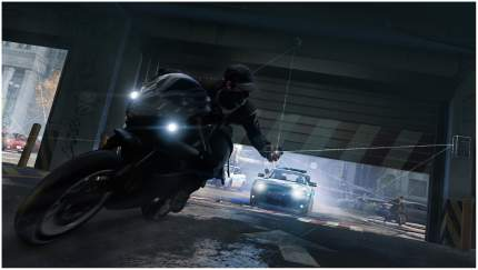 Игра для Xbox One Watch Dogs Complete