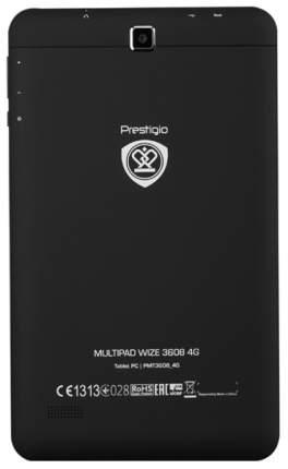 Планшет Prestigio MultiPad Wize PMT3608 16Gb LTE Black