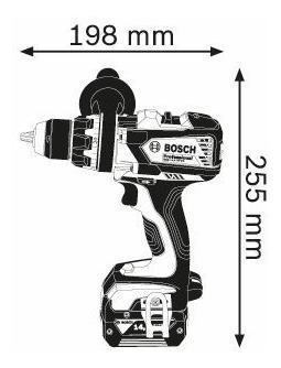 Аккумуляторная дрель-шуруповерт Bosch GSR 14,4 VE-EC 06019F1001