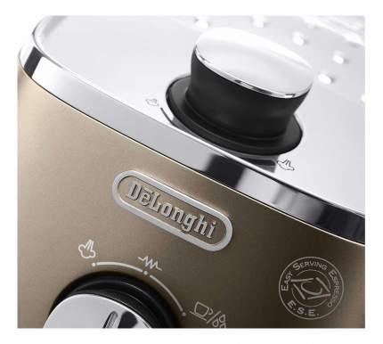 Кофеварка рожкового типа Delonghi ECI341,BZ