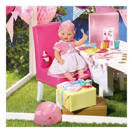 Кукла интерактивная Zapf Creation Baby born праздничная, 43 см