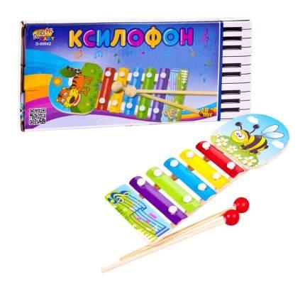 Ксилофон детский d-00042