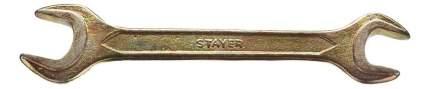 Рожковый ключ Stayer 27038-17-19