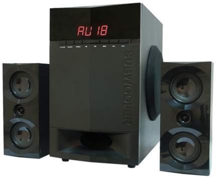 Колонки компьютерные 2.1 Dialog Progressive AP-230 Черный