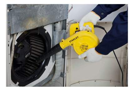 Электрическая воздуходувка-пылесос STANLEY STPT600 STPT600-RU