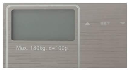 Весы напольные Polaris PWS 1862DGF