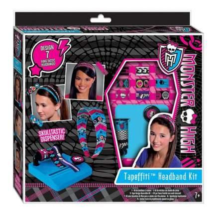 Набор для декорирования Monster High ободков Школа монстров