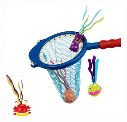 Набор игрушек для ванной Battat для ванной Акула