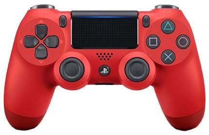 Геймпад для игровой приставки Dualshock 4 v2 Red
