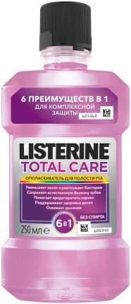 Ополаскиватель для рта Listerine Total Care 250 мл