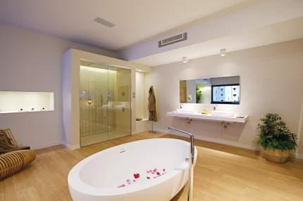 Излив для ванны GROHE Veris, свободностоящий, хром