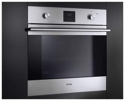 Встраиваемый электрический духовой шкаф Korting OKB 560 CFX Silver