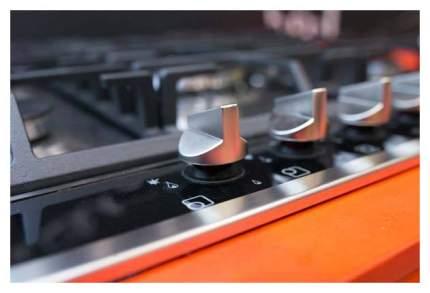 Встраиваемая варочная панель газовая MAUNFELD MGHS 64 72S Silver