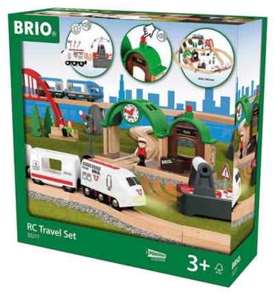 Железнодорожный набор Brio Городская поездка 33277