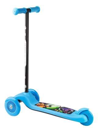 Самокат трехколесный Small Rider Cosmic Zoo Scooter 1233596 синий