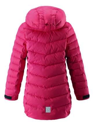 Куртка детская Reima Juuri малиновая для девочки р.140
