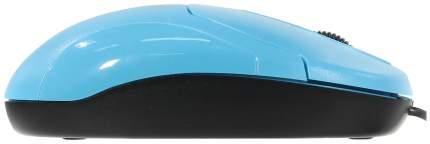Проводная мышка Genius XScroll V3 Cyan (31010233102)