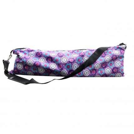 Сумка для йога-коврика RamaYoga City 703699 75 см фиолетовая