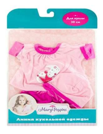 Кофточка штанишки и шапочка 452121 для кукол Mary Poppins