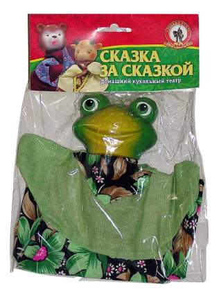 Мягкая кукла Русский стиль Лягушка