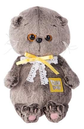 Мягкая игрушка BUDI BASA кошка Ли Ли в платье с совой lk24-019