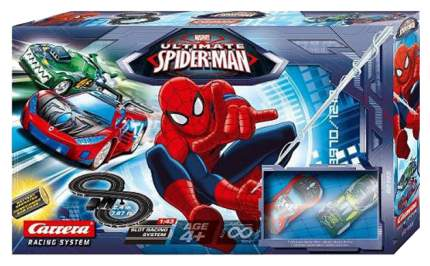 Автотрек Carrera Ultimate Spiderman 62195 с батарейками