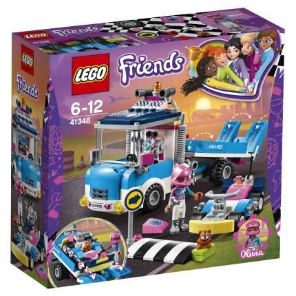 Конструктор LEGO Friends Грузовик техобслуживания 41348 LEGO