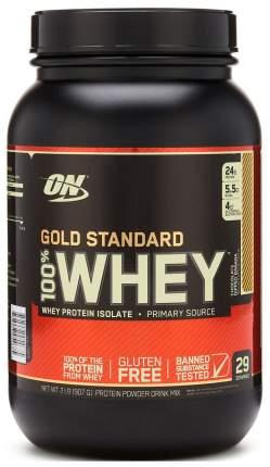 Протеин Optimum Nutrition 100% Whey Gold Standard 910 г Chocolate Dipped Banana